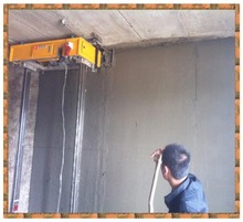 hot sale automatic sand and cement plaster spray machine for wall
