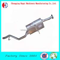 high quality oval exhaust automotive muffler