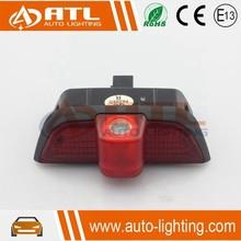 High quality popular 5D led door courtesy light with car logo