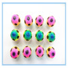 China OEM promotional pu foam stress bouncy ball with full color printing