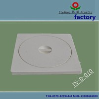 Square Plastic Pvc Floor Drain,pvc drain cover for floor