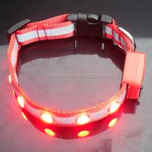 Hot sale Cat Eyes Wholesale Dog Collars Design New Item Pet Collars