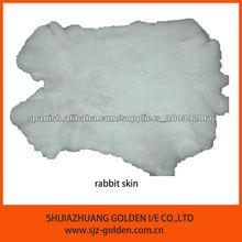 piel de piel de conejo de la buena calidad