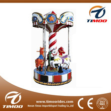 Indoor kids amusement rides electric coin operated kiddie free shipping