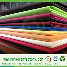 To import fabric from china pp spun bonded non woven textile raw material