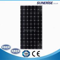mono solar panel 180w ,185w,190w,195w,200w photovoltaic panel price