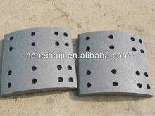 guarnición de freno semi-remolque / freno camión Forro / piezas de automóviles