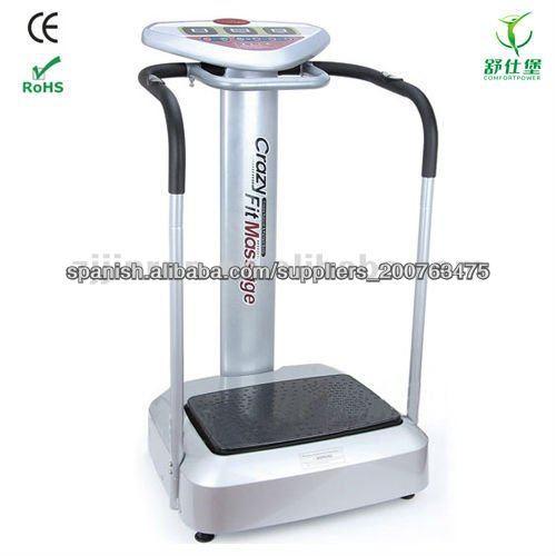 plataforma vibratoria/plataforma vibratoria/máquina de fitness