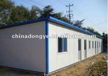 BV Certification Prefab Steel Structure Office Buildings