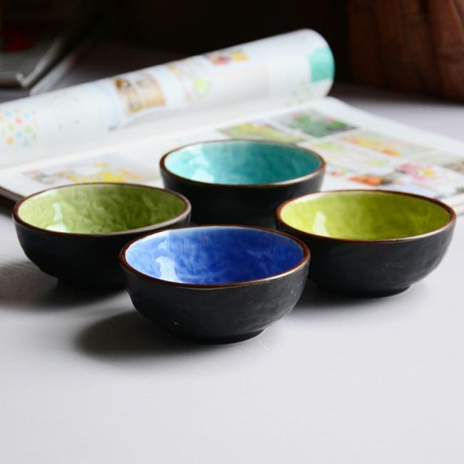 Трещинка на глазури керамики