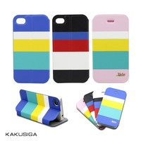 KAKU High Quality PU Leather Smart Phone for iphone 5/5S Cases