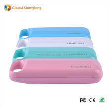 Best choice for promotional gift newpin power bank 4400mah