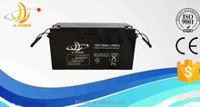 high quality best price 12v150ah deep cycle battery for home solar system