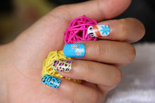 2014 hot sell beautiful custom nail wrap designs