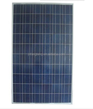 High Efficiency 210W Poly Solar Cells with TUV,IEC,CE Certificate