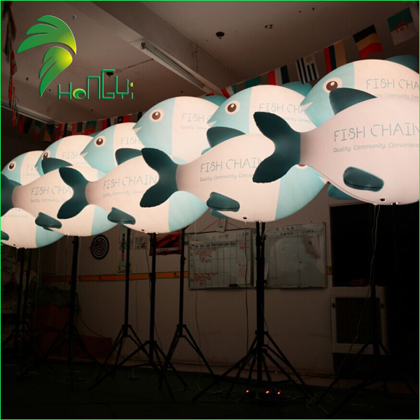 inflatable led fish (4)