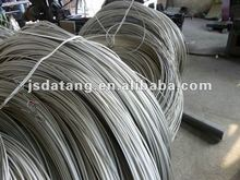 stainless steel hot rolled and pickled wire rod