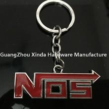 Fashion NOS Turbo Keychain ,i Nitrous Oxide Bottle Keyring ,Popular NOS promotion gift