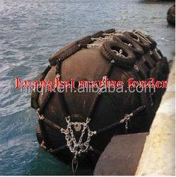 Huanghai brand high energy abosorption yokohama marine rubber fender