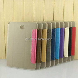 3-Folding Tablet Pu Leather Folio Flip Case For Samsung Galaxy Tab AL T550