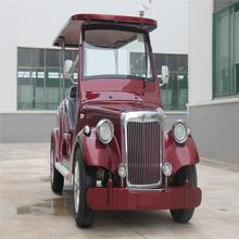 With 6 seat electric golf classic car / wedding car/club golf cart