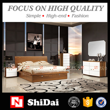 B-814 high quality luxury hotel room furniture / hotel rollaway beds / hotel extra bed