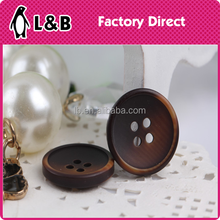 natural wooden buttons custom laser engraved buttons