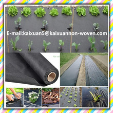 [FACTORY ] PP nonwoven fabric weed control mat/agriculture mulch film/garden landscape fabric fleece