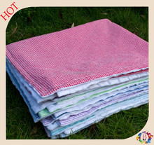 Blanket Factory China Wholesale Minky Baby Blankets knit warming minky dot baby blanket