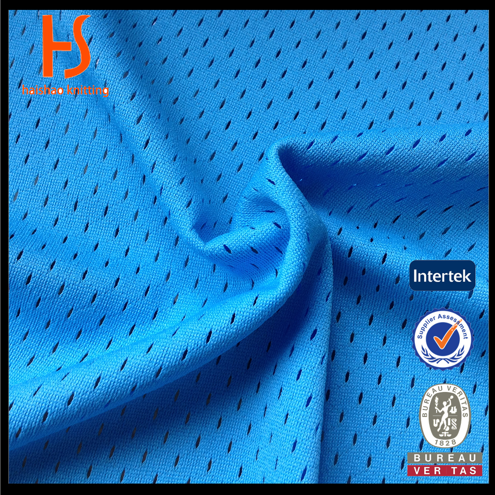 Wholesale China Trade Mesh Fabric Fabric For Polo T Shirt