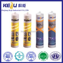 Acetic mould-proof silicone sealant, silicone antifungal