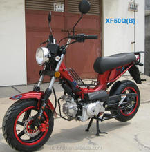 50cc displacment motorcycle for cheap sale with EEC