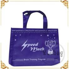 Bags pp nonwoven in stock bags pp nonwevon zipper pp non wevon bag