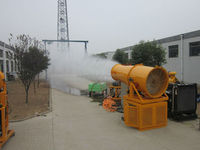 Dust Suppression Sprayer mobile dust suppression system