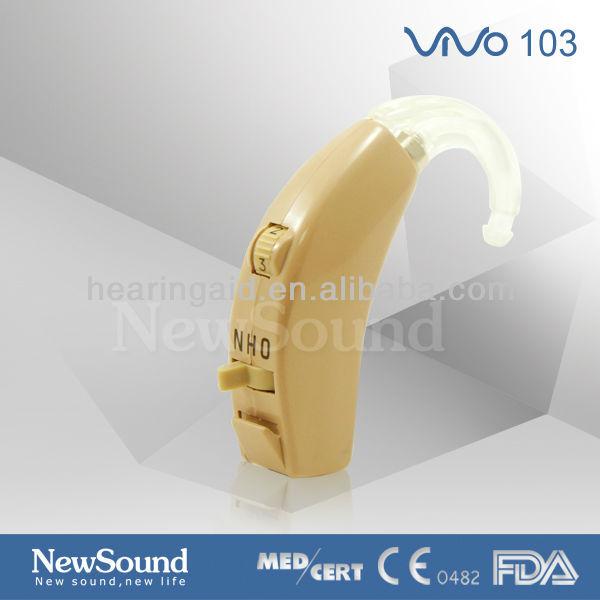 en uygun BTE analog işitme cihazı işitme yardımcı