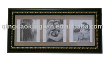 """3-Opening Collage Picture Frame, Hold three 4""""x 6"""" photos"""
