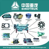 sinotruk howo heavy truck engine parts
