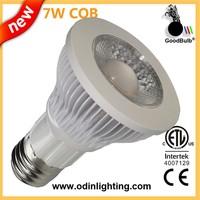 Odinlighting CRI>80 7w spot led par20 e26 replace 50w halogen lamps 3 year warranty