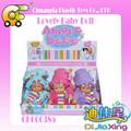 7.5 pulgadas de plástico muñeca mini baby doll lovely baby doll