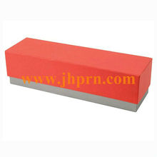 Trend rigid gift boxes watermelon red color