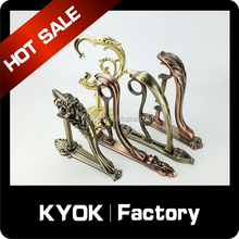 KYOK High quality !! home decorations drapery hardware Curtain rod finials