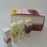 custom UV printing 300 gsm paper box packaging