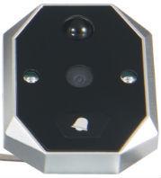 """3.5"""" lcd цветной экран движения обнаружения цифровой дверь просмотра ИК-светодиодов авто дверь видео записи фото съемка"""