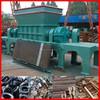 3-10t/h double shaft wood pallet shredder