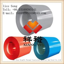 pre-painted steel coil made in china excellent quality color according to customer's requirement