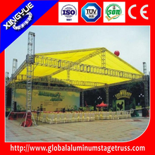 roof truss tower system, stage lighting aluminum roof truss