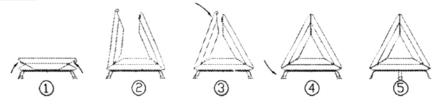 2016 Nouvelle Conception Chine Fournisseurs Réfléchissant 24 Led clignotant avertissement triangle (HX-D19)