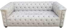 Europe Style Antique Wooden Chesterfield Sofa Furniture