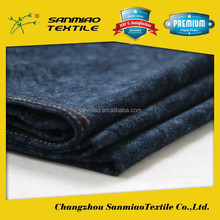 Garment Washed Single Jersey Knitted Denim Fabric WHCP-20
