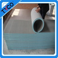 xps base water heating flexible thermal insulation sheet